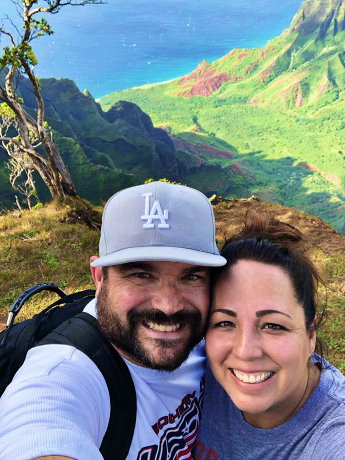 Kauai Hikes - Kalepa Ridge