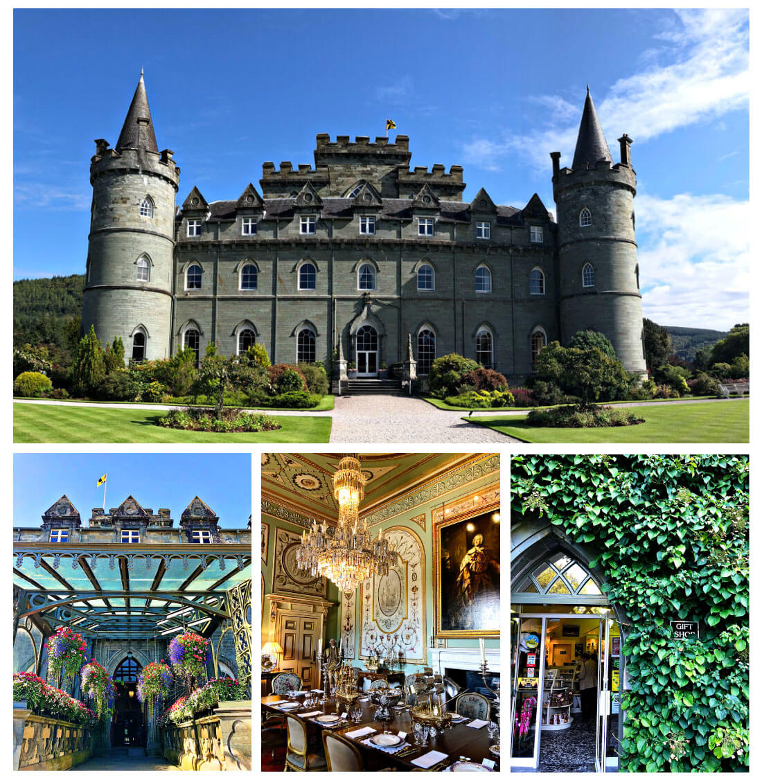 Things to do in Scotland - Inverary Castle