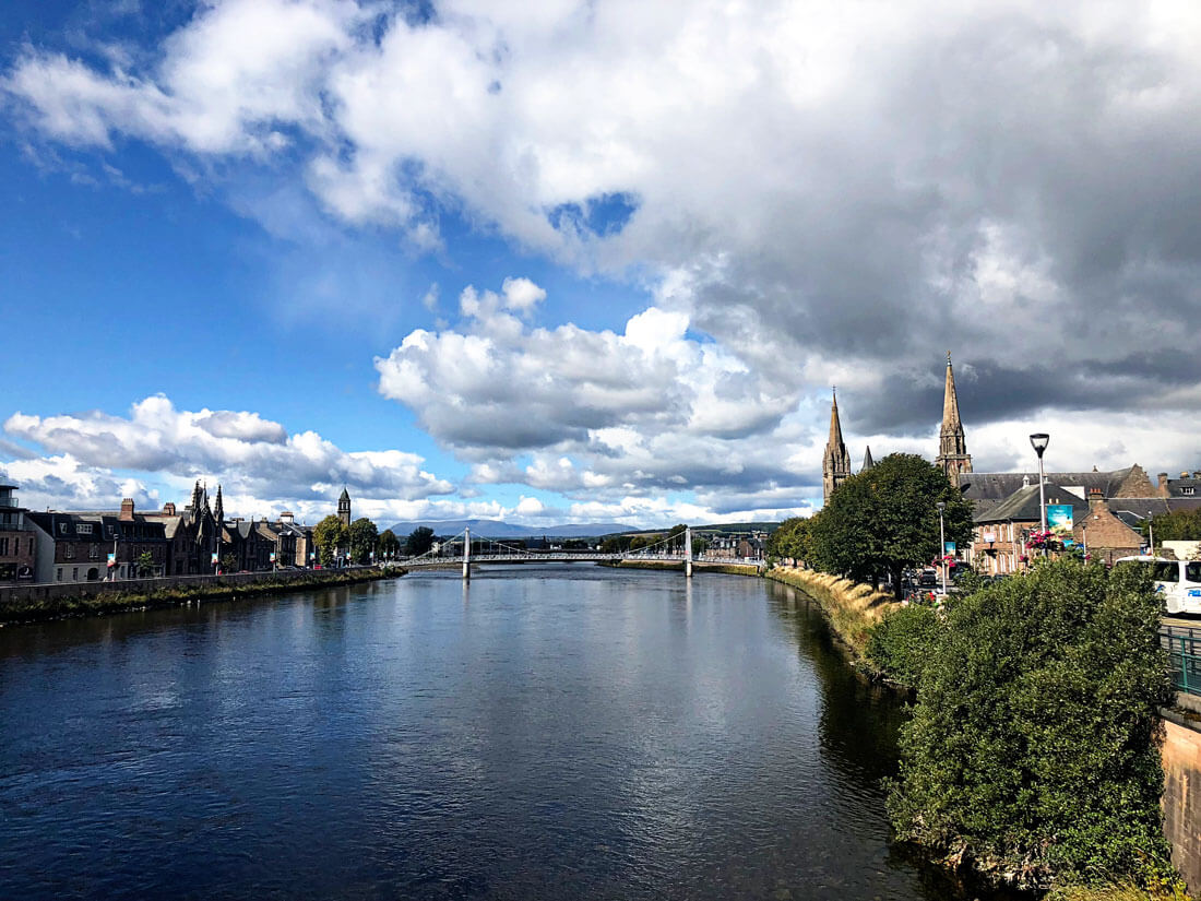 Things to do in Scotland - visiting Inverness