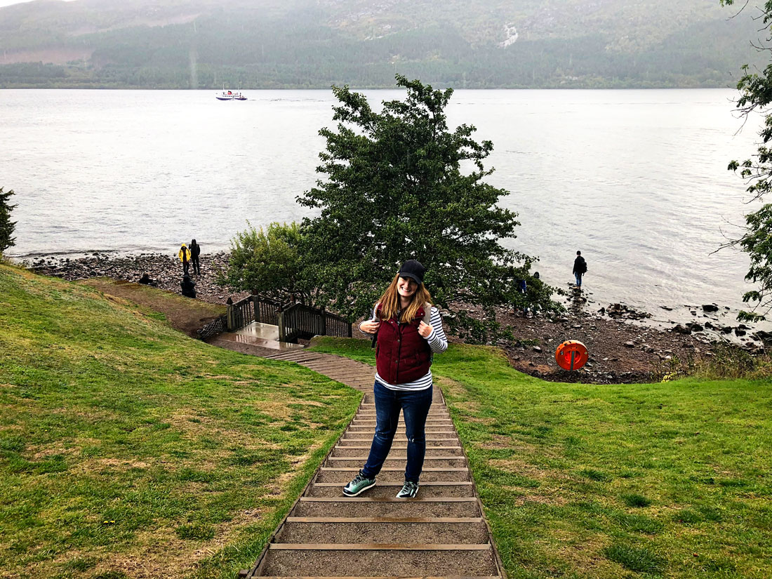 Things to do in Scotland - visiting Loch Ness