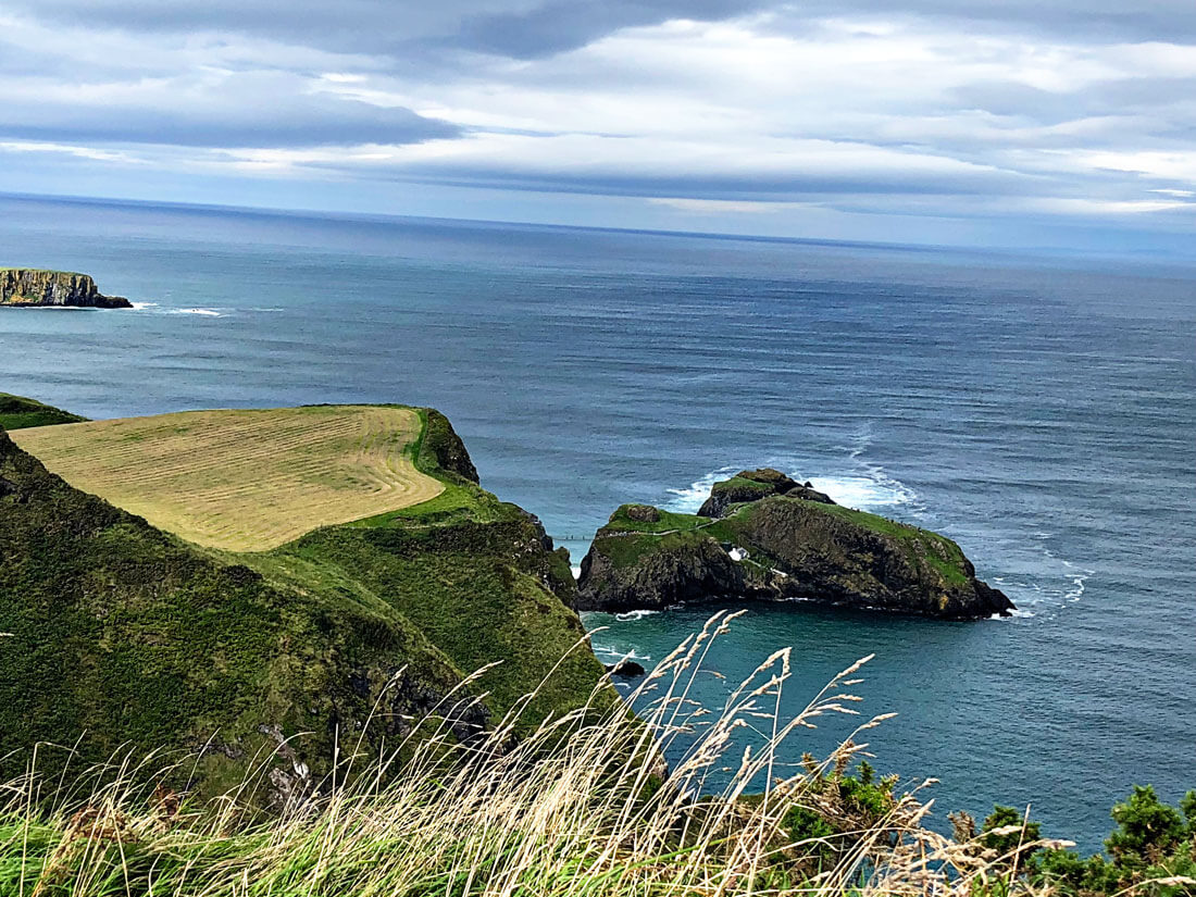 Things to do in Northern Ireland - Carrick a Rede Rope Bridge, part of a British Isles Cruise