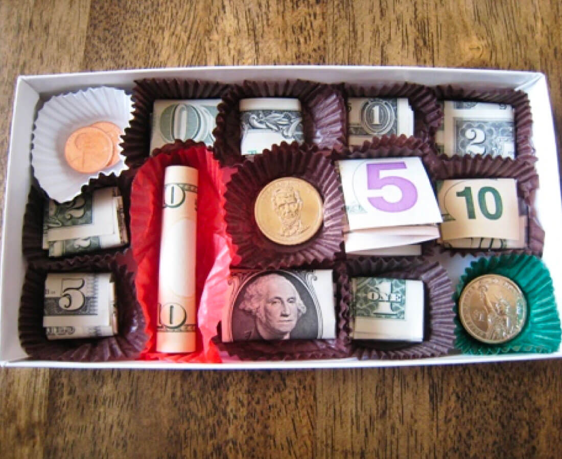 Box of Chocolates - perfect for last minute gifts!
