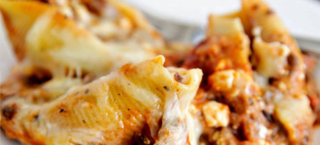 Easy Stuffed Shells Recipe