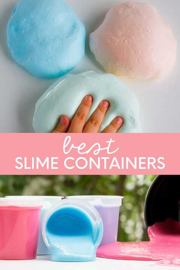 Best slime containers to keep your slime fresh from www.thirtyhandmadedays.com
