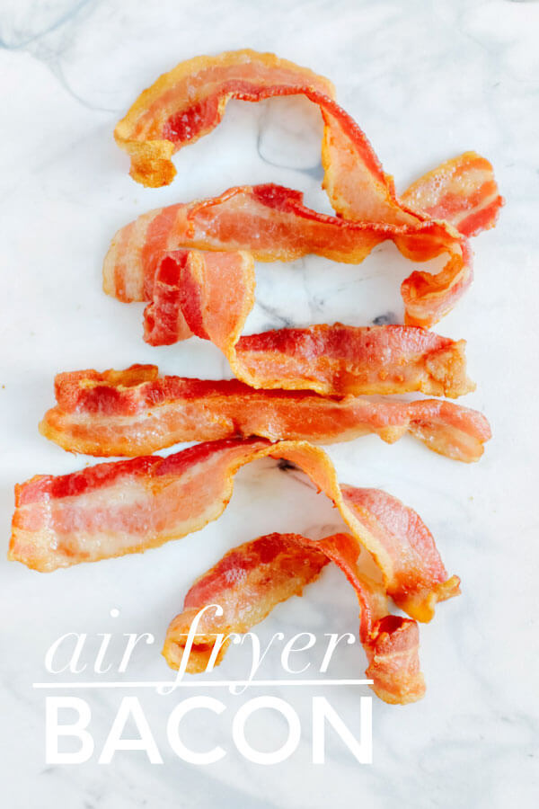 How to make the perfect air fryer bacon