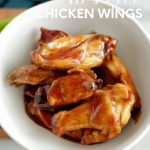 How to make the best chicken wings in the air fryer