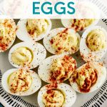 How to make deviled eggs by using the Instant Pot