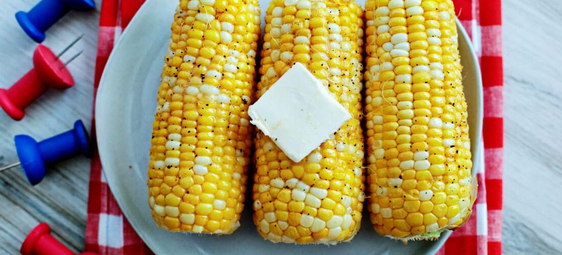 How to Make Corn on the Cob in the Air Fryer