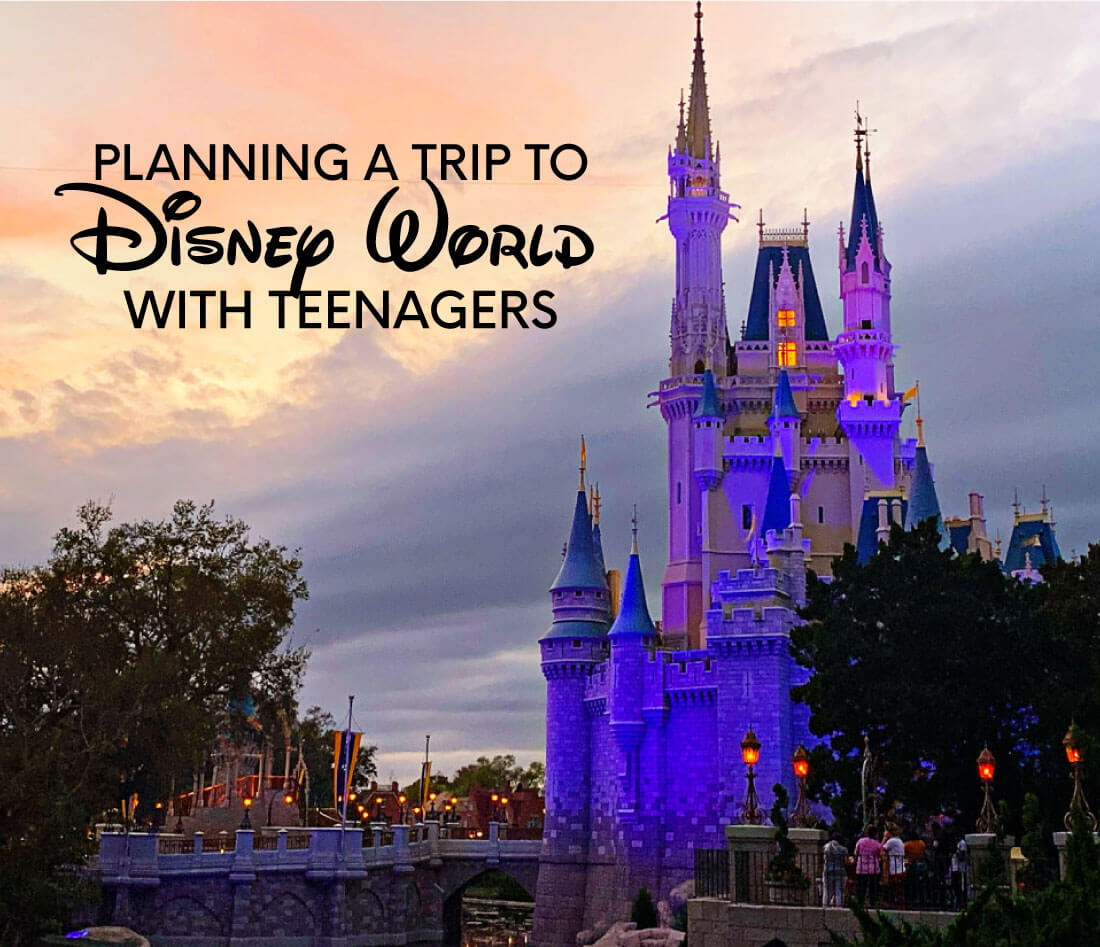 Planning a Trip to Disney World from 30daysblog