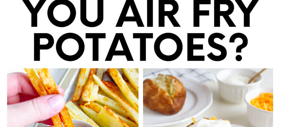 Best Air Fryer Potato Recipes
