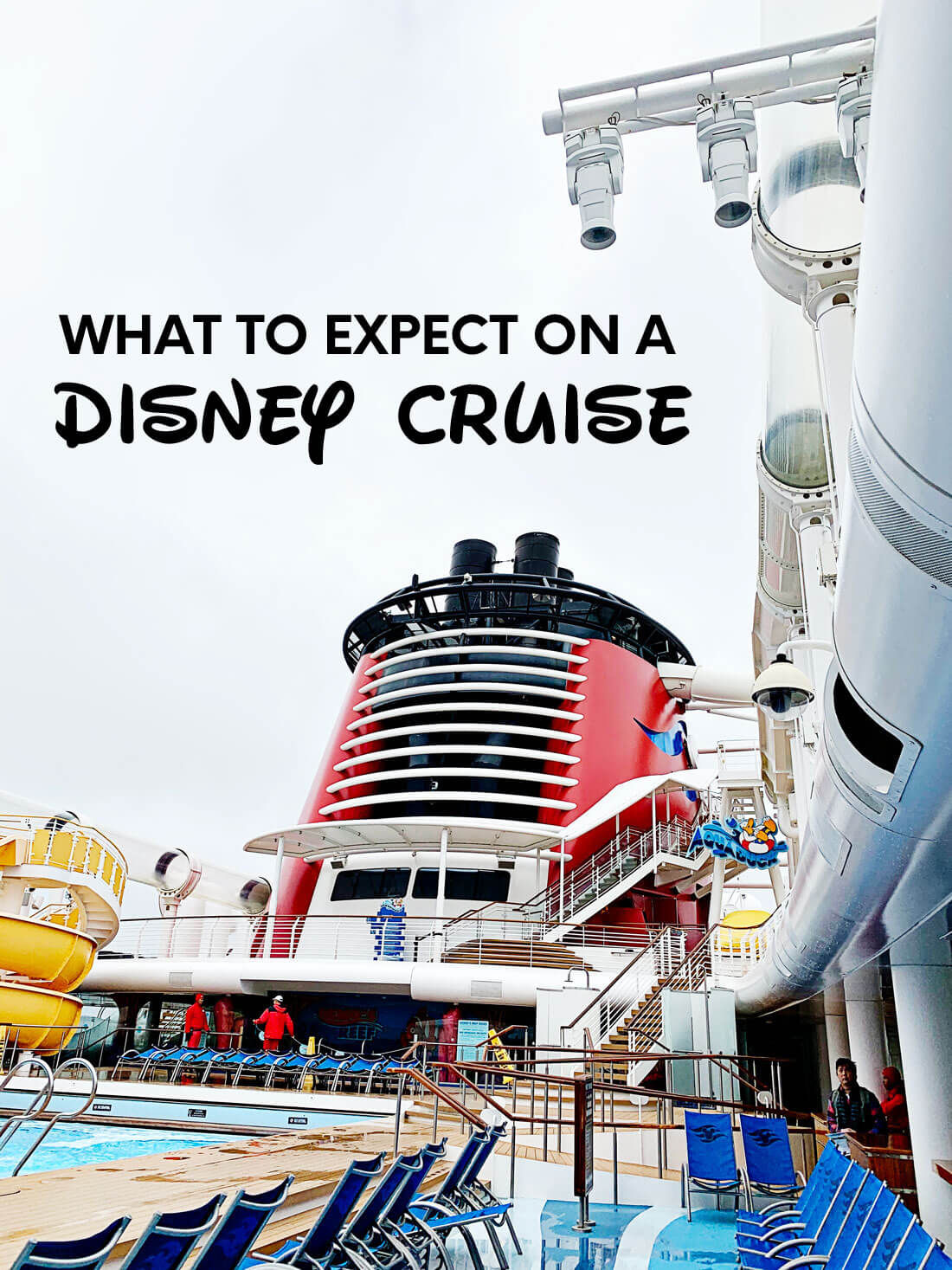 What to Expect on a Disney Cruise
