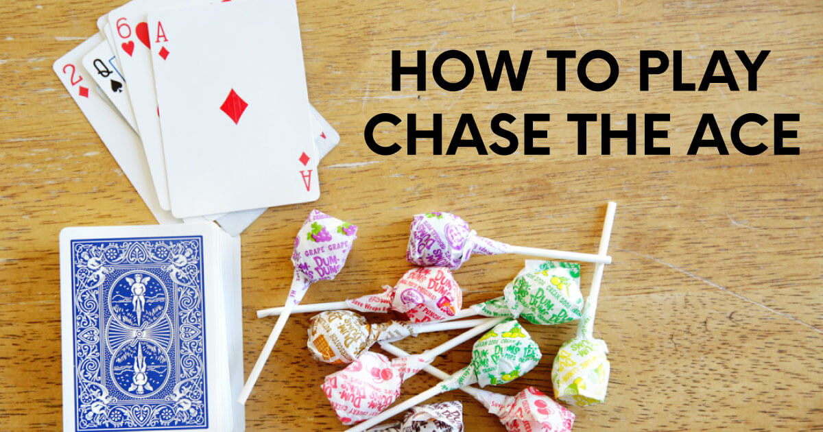 easy card games chase the ace from 30daysblog