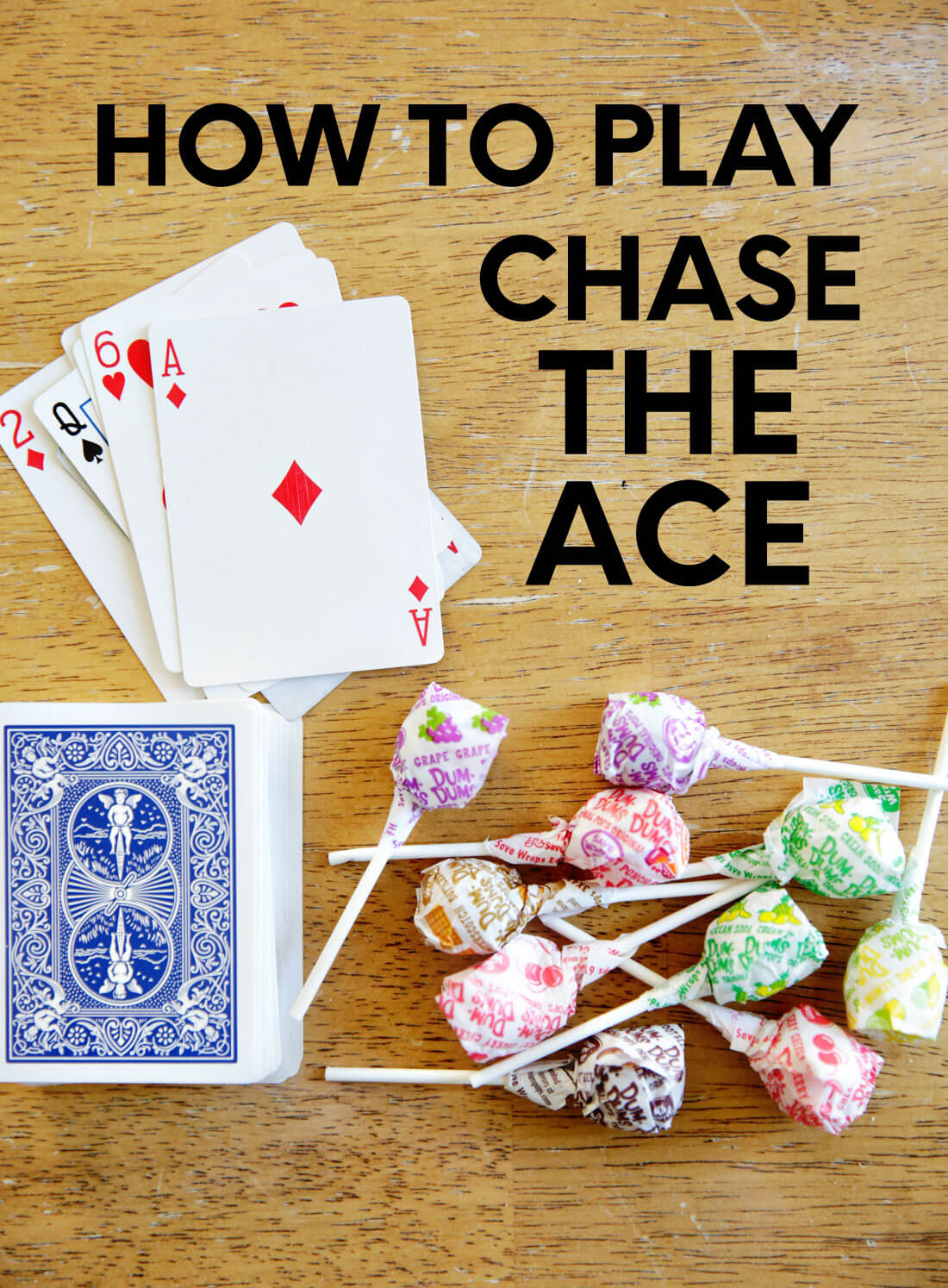 How to Play Chase the Ace