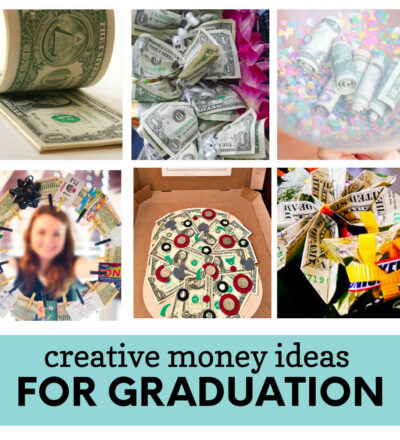 Creative Money Gift Ideas for Graduation