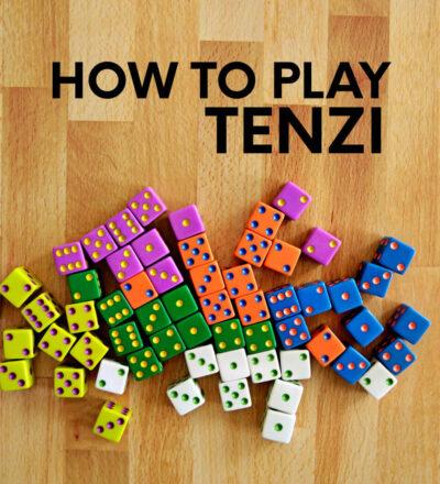 How to Play Tenzi