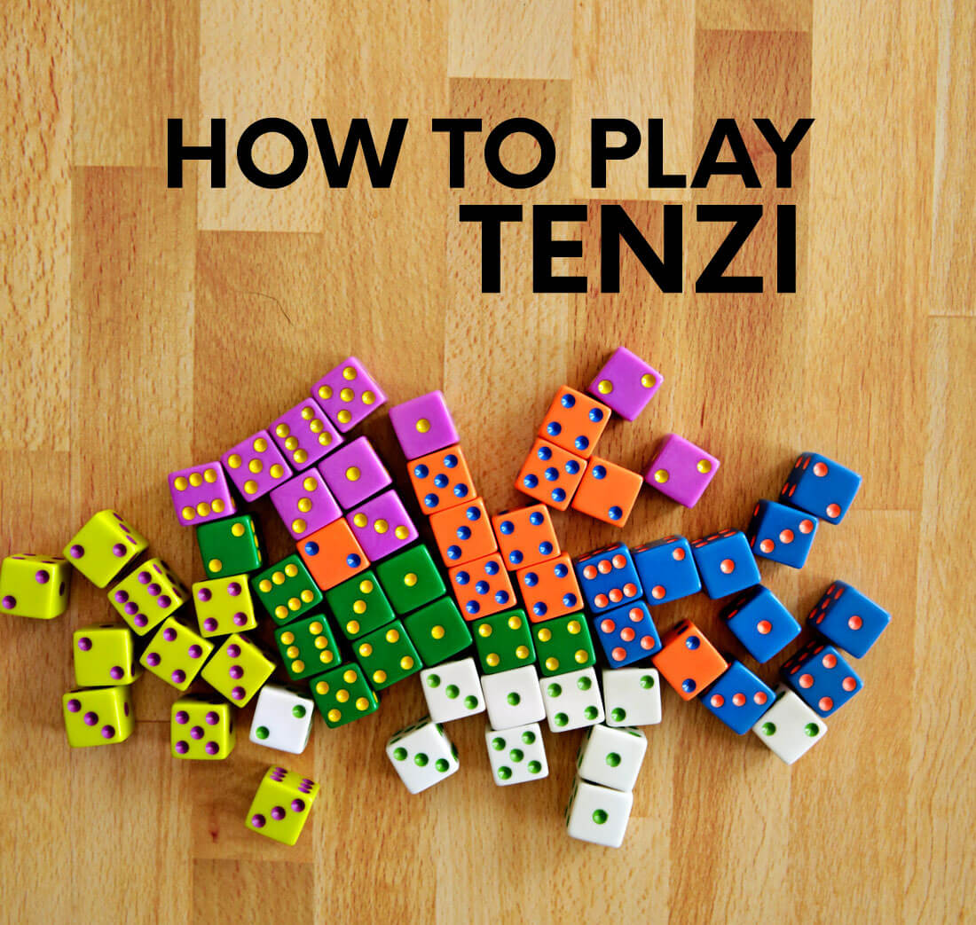 How to Play Tenzi