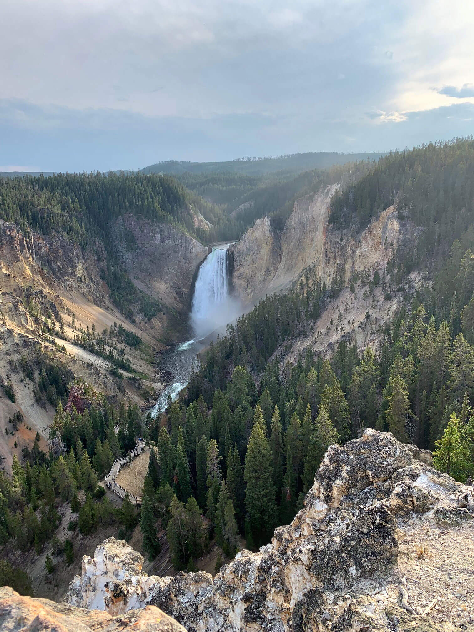 Grand Canyon Yellowstone