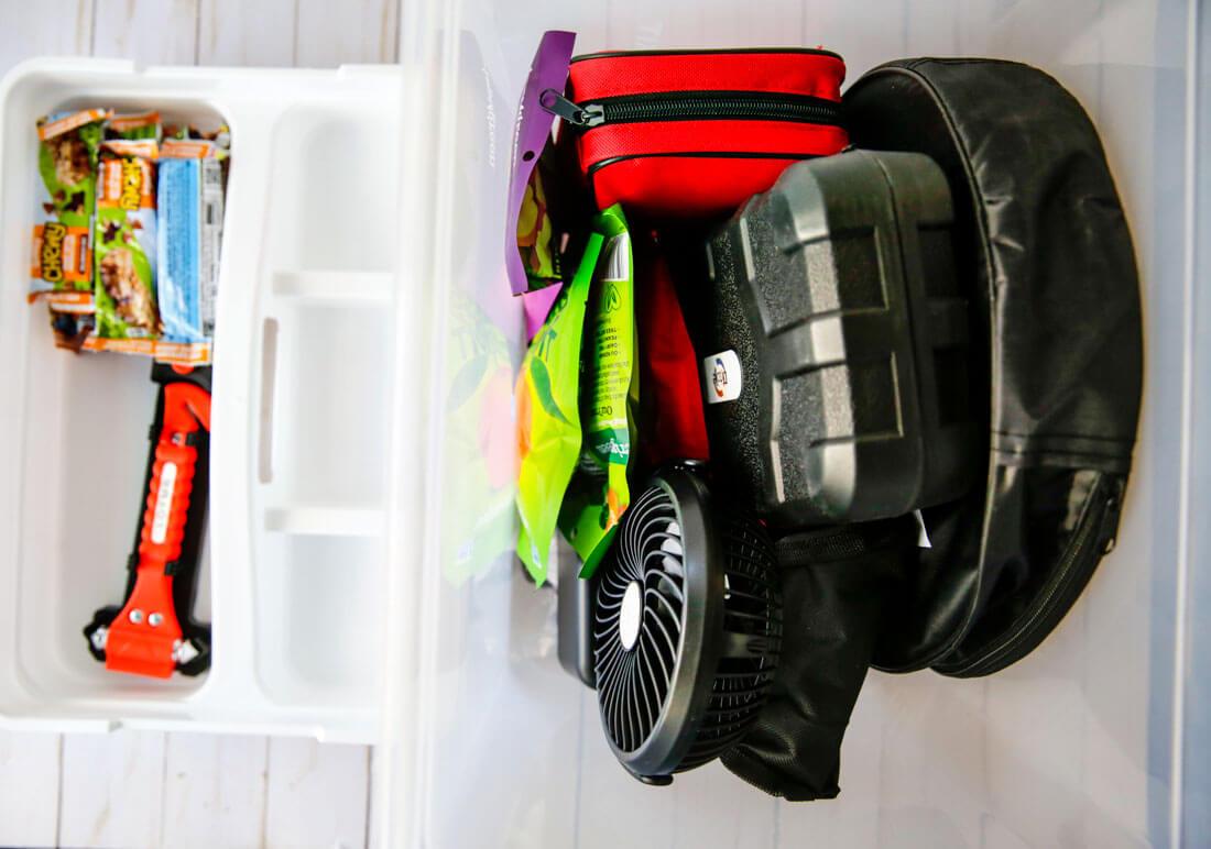 Car Kit items